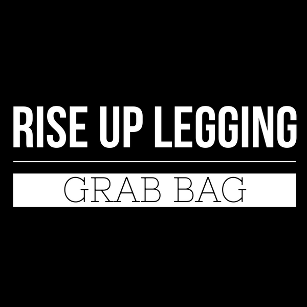Rise Up Legging Grab Bag - High Rise, 7/8 length