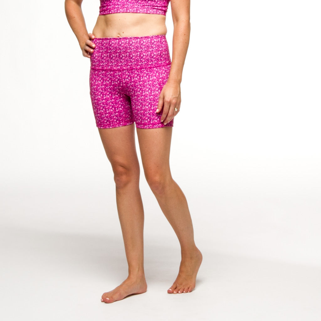 PaleOMG Popsicle Short -  High Waist, w/ Side Pockets