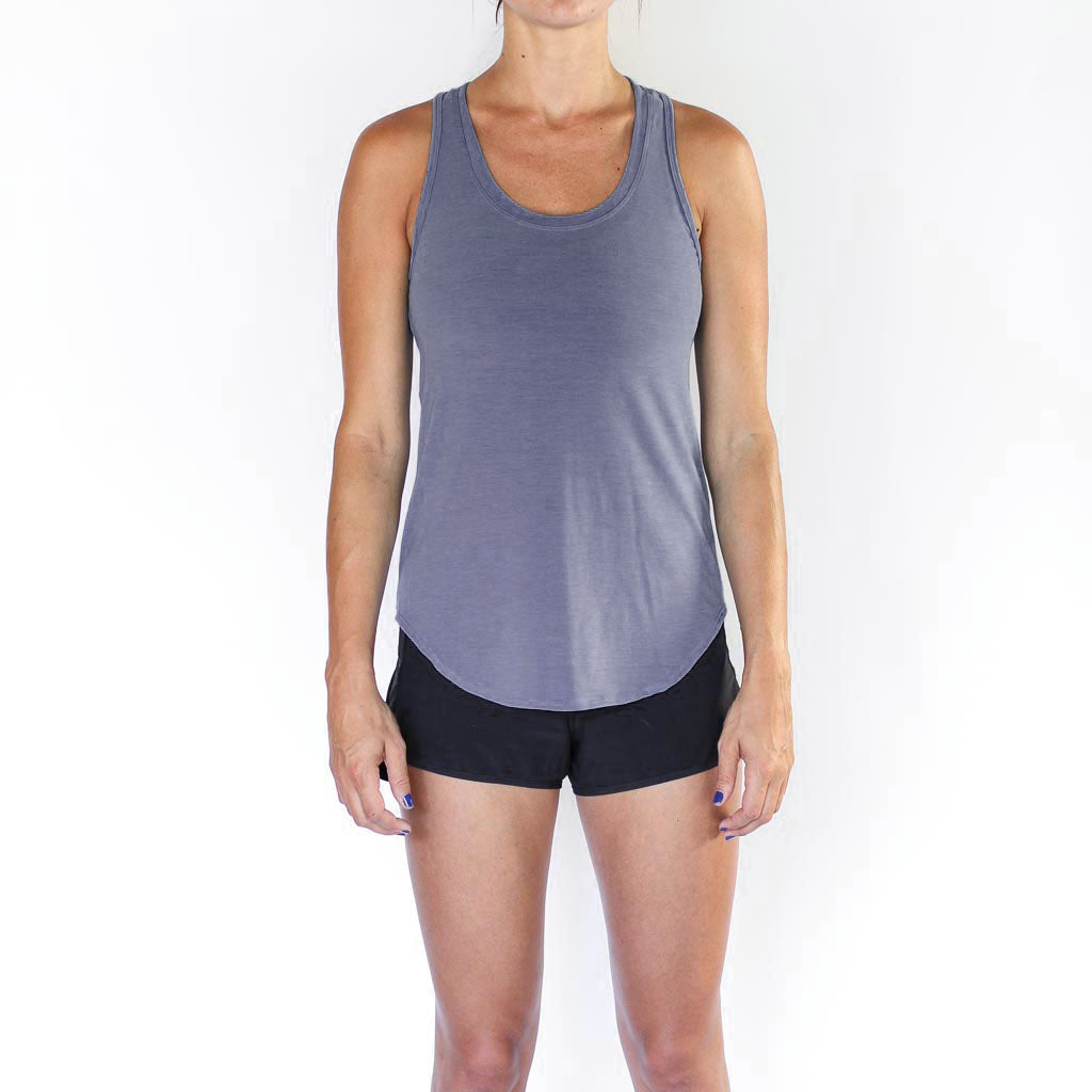 Dark Lavender Sol Tank Top