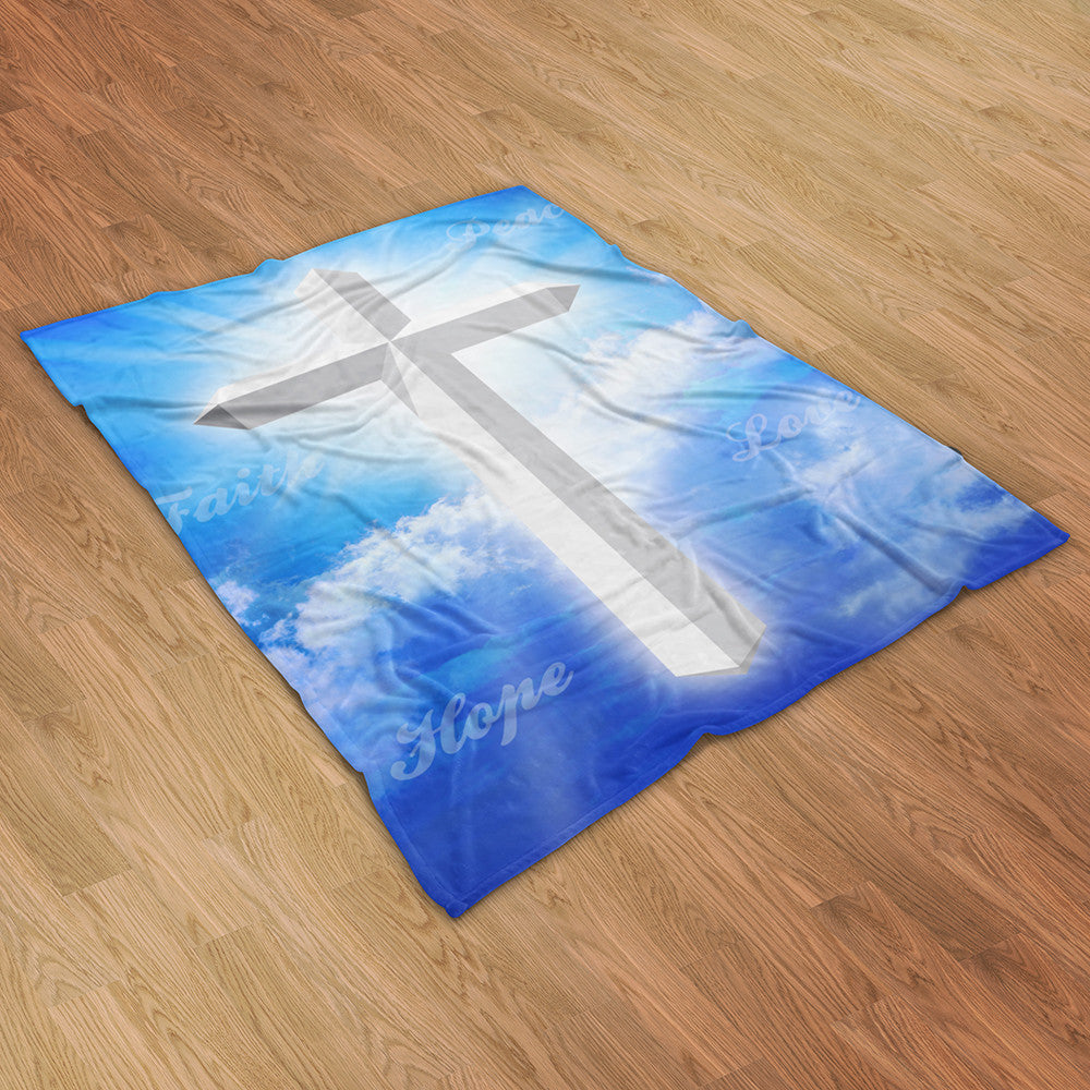 Cross Blankets now Available!