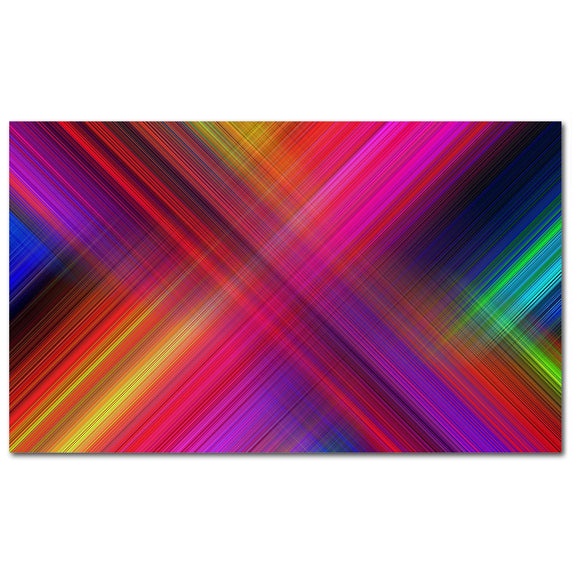 Colorful X Strands - 2