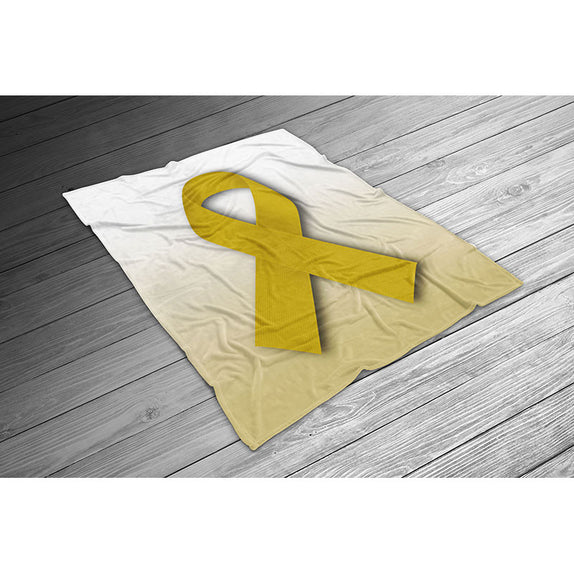 "** September - Cause Awareness - Blanket - 50""x60"""