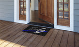 Thin Line - Door Mat - We've Got Your 6