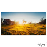Farm - Sunrise - 1