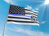 Thin Line K9 Unit Flag