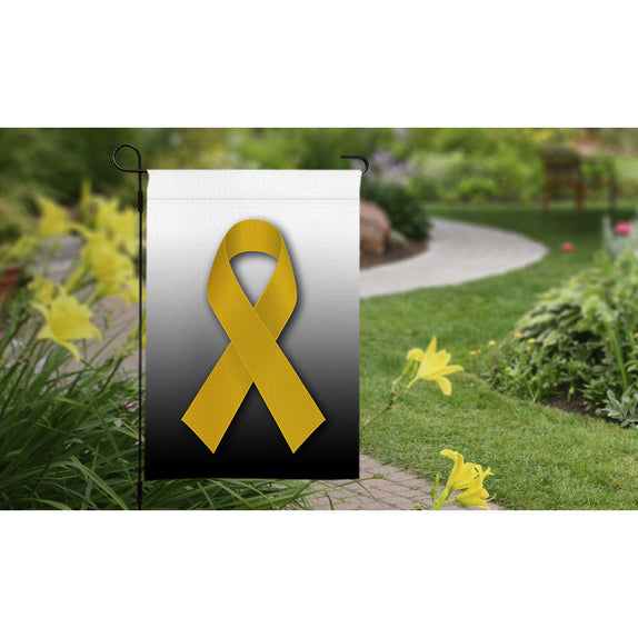 Cause Awareness - Garden Flag