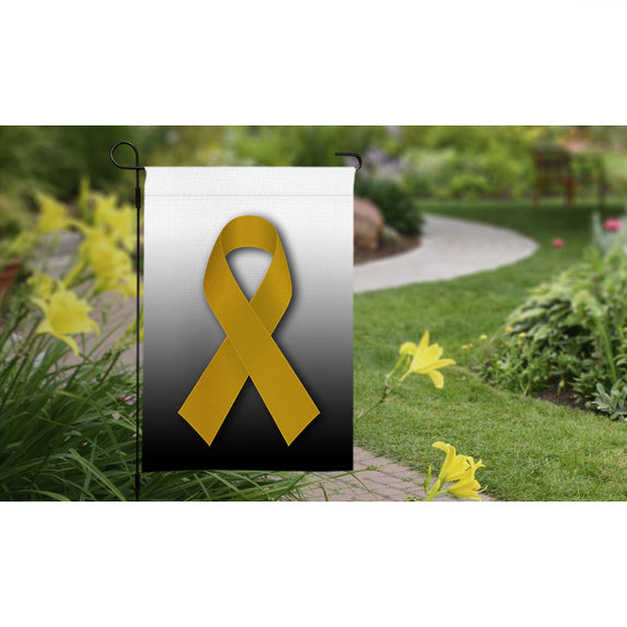 ** September - Cause Awareness - Garden Flag