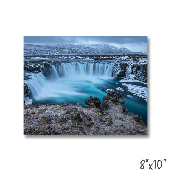 Iceland Waterfall - 3