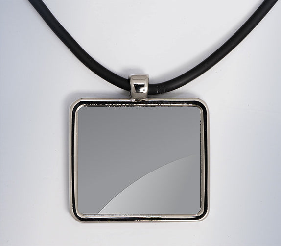 Custom Jewelry - Necklace Rectangle - Bo15 | Custom Shirts | Custom Gear | Design Your Own