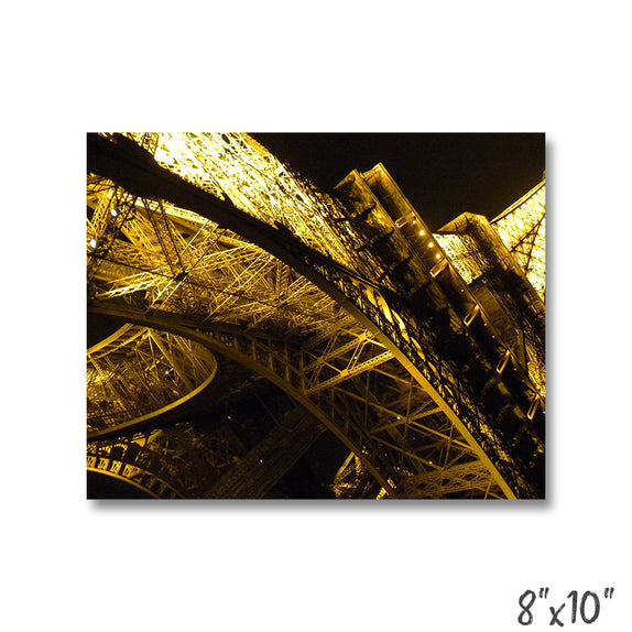 Paris - Eiffel Tower at Night - 1