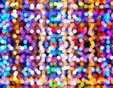 Holiday Lights Place Mats