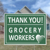 Essential Workers Yard Signs