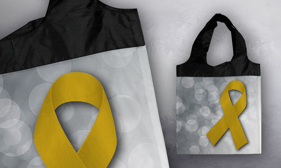 ** September - Cause Awareness - Tote Bag