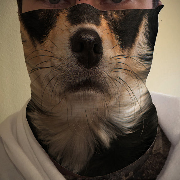 Face Cover - DOG - Chihuahua