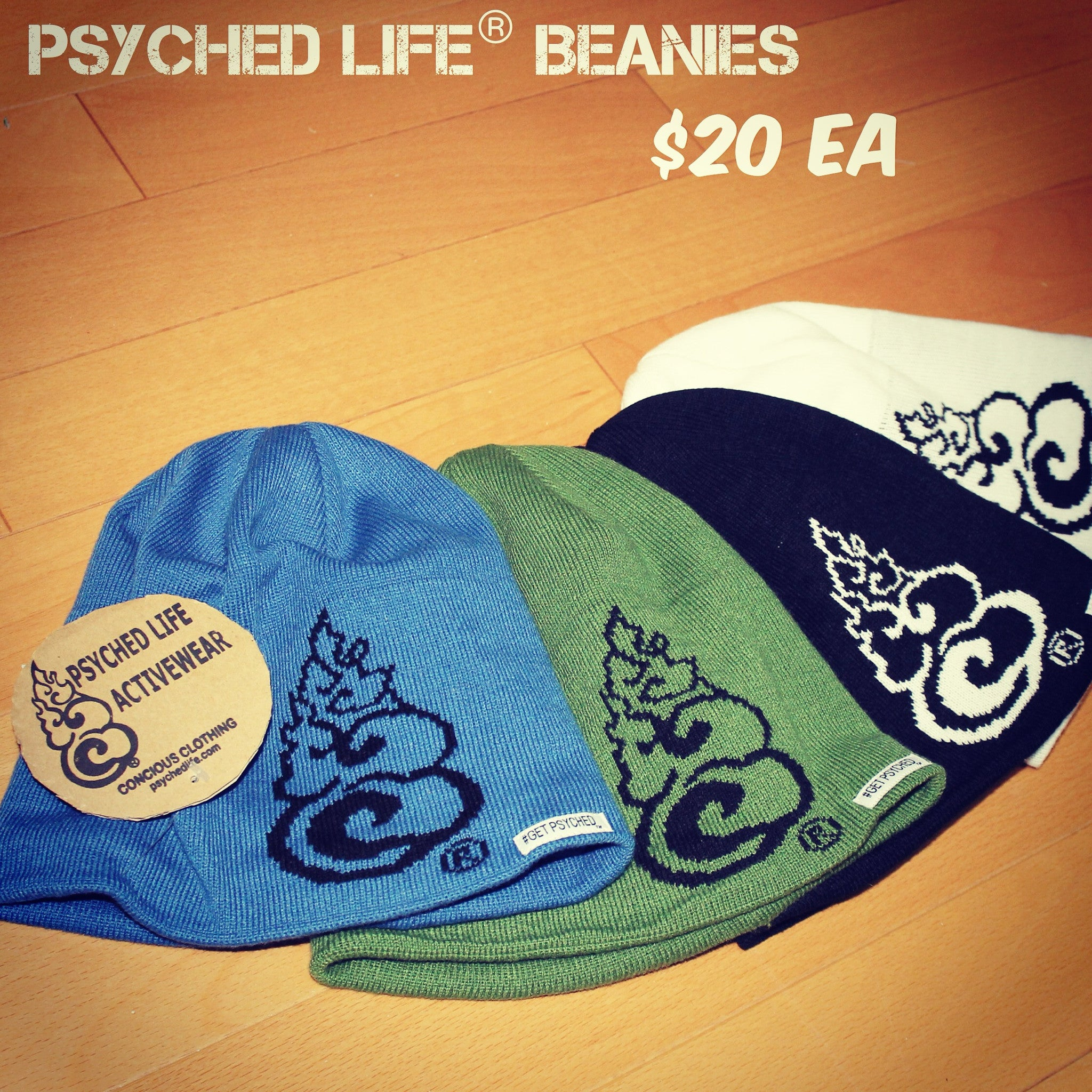 Psyched Life® Beanie