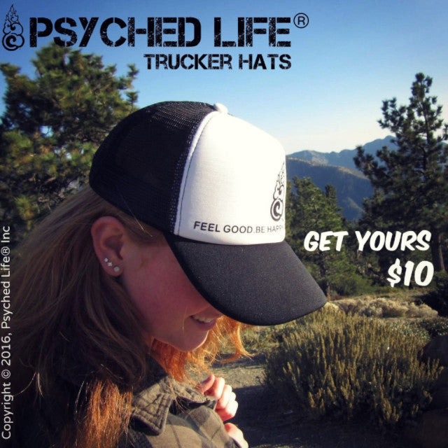 Psyched Life® Trucker Hats