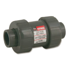Hayward TC Series True Union Check Valves - Process Flow Industrial Supply