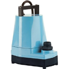 Little Giant 505176, 5-MSP Manual Submersible Utility/Sump Pump w/ 18' cord, 1/6 HP, 115 V, 60 Hz - Process Flow Industrial Supply