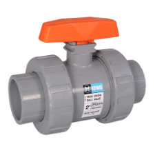 "Hayward TB Series True Union Ball Valves 1/4"" to 2"" - Process Flow Industrial Supply"
