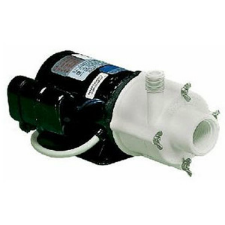 Little Giant 582503, 4-MD-SC Magnetic Drive Pump for Semi-Corrosive, 1/10 HP, 115 V, 60 Hz - Process Flow Industrial Supply