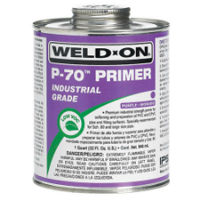Weld-On P-70 Low VOC Primer - Process Flow Industrial Supply