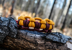 SWC Double Tatted Bar Paracord Bracelet