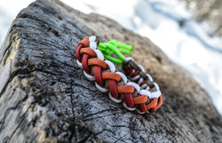 SWC Divided Cobra Paracord Bracelet