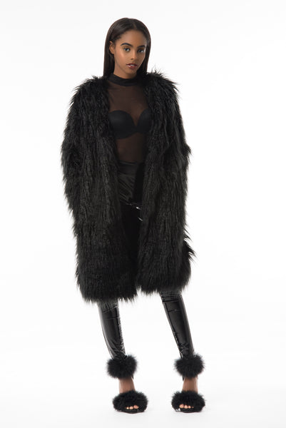 """Killah"" Fur Coat"