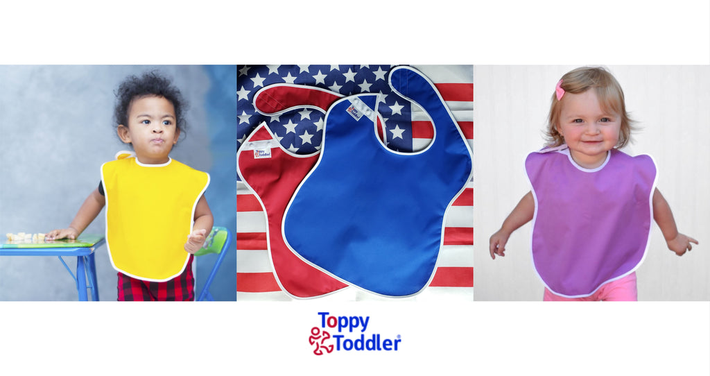 baby toddler bibs made in usa
