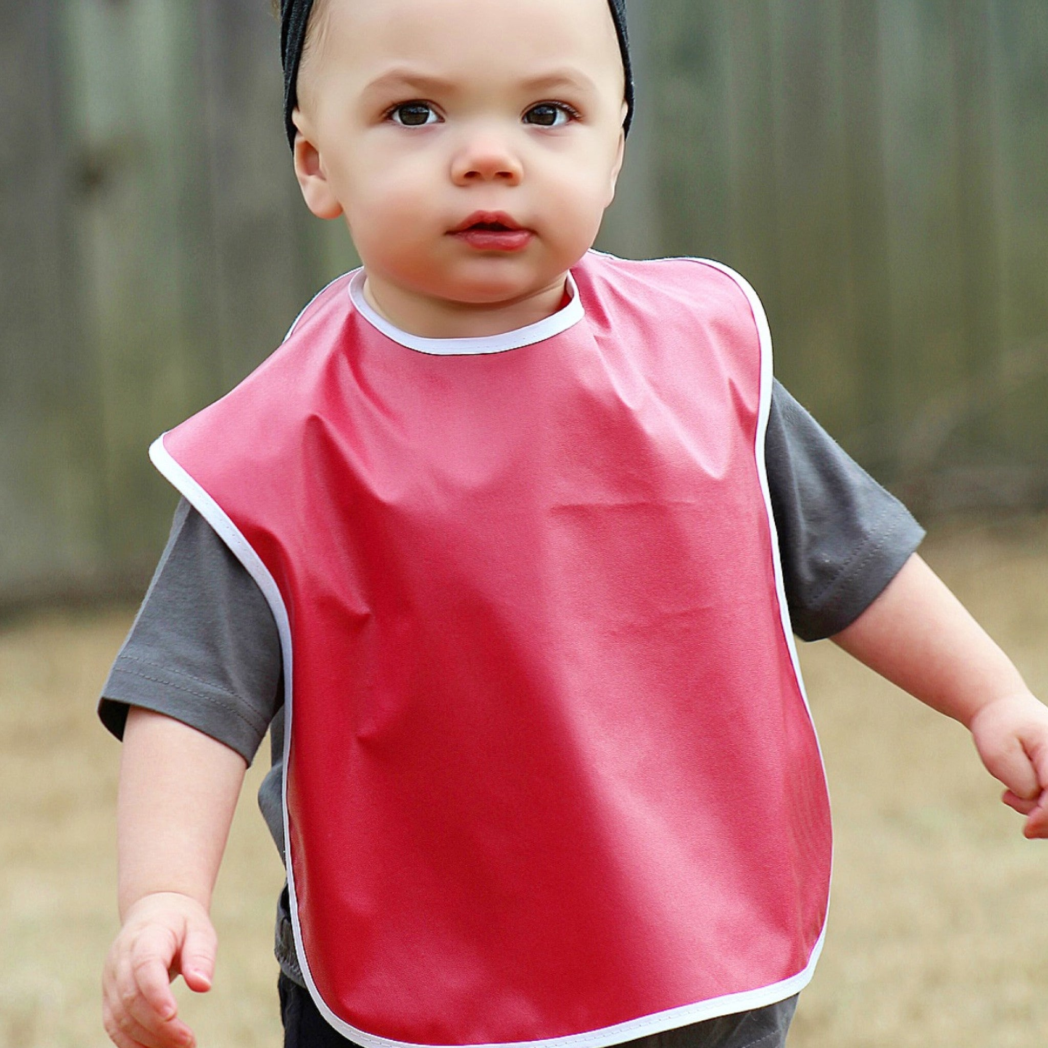 ecb91d57b3bf3 Wholesale Waterproof Bibs in Bulk for Toddlers with Snap Buttons
