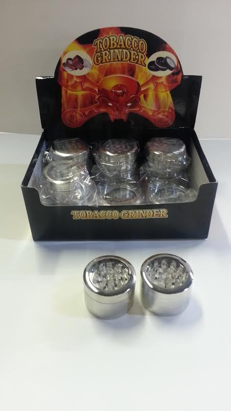 Grinder clear cover 4part 12ct