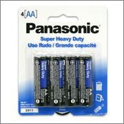 Panasonic AA 4pk 12ct Bx