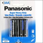 Panasonic Aaa 4 Pk 12ct Bx