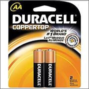 Duracell AA 2pk 12ct Bx