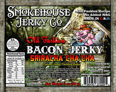 BACON GOURMET SPICY SRIRACHA