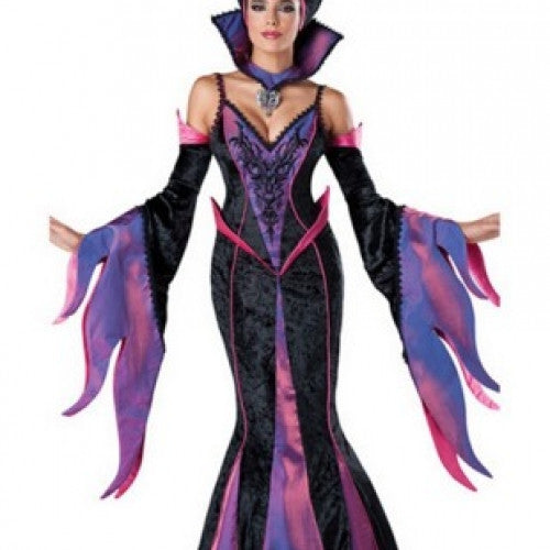 Peculiar Dress Witch Halloween Costume | Good Witch Shop