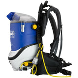 Pullman Advance Commander 900 Backpack Vacuum - CBC Cleaning Products Pty Ltd.
