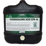 Hydrochloric Acid 33% - CBC Cleaning Products Pty Ltd.