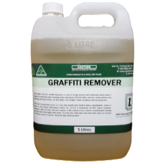 Graffiti Remover - CBC Cleaning Products Pty Ltd.