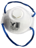 P2 N95 Respirator Mask with Valve & Active Carbon 15/pk
