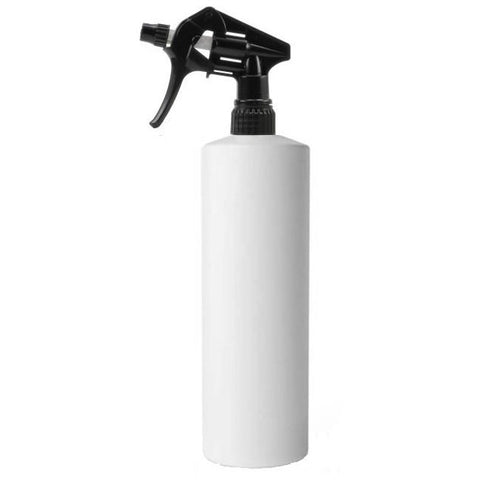 1L Plastic Spray Bottle - Chemical Resistant Trigger - CBC Cleaning Products Pty Ltd.