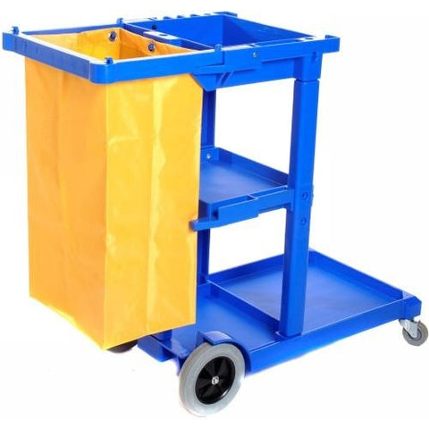 Janitor Trolley - CBC Cleaning Products Pty Ltd.