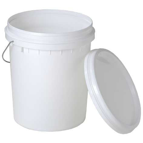 Plastic Bucket 20L - CBC Cleaning Products Pty Ltd.