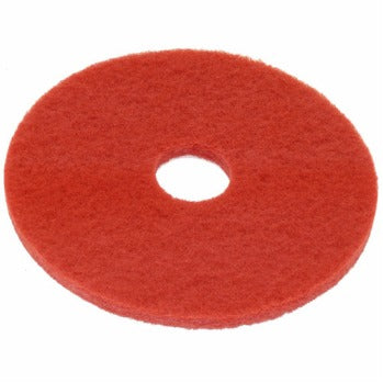Floor Machine Pads - RED (Buffing) - CBC Cleaning Products Pty Ltd.