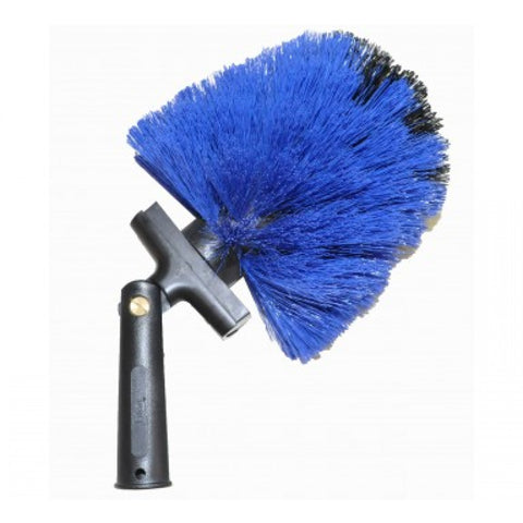 Superior Domed Cobweb Brush with Swivel Handle - CBC Cleaning Products Pty Ltd.