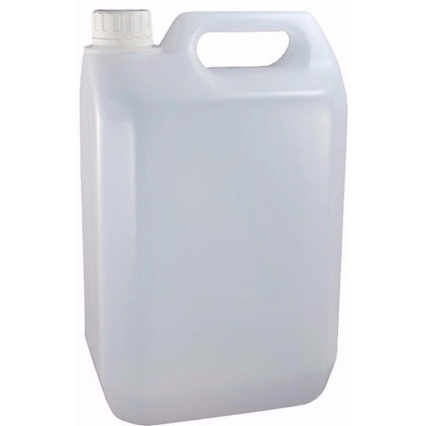 5L Plastic Jerrycan - CBC Cleaning Products Pty Ltd.