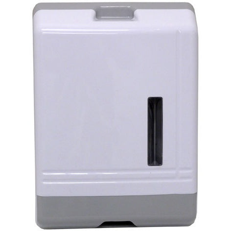 Adjustable Interleaf Paper Towel Dispenser - Plastic - CBC Cleaning Products Pty Ltd.