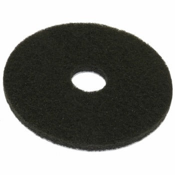 Floor Machine Pads - BLACK (Stripping) - CBC Cleaning Products Pty Ltd.