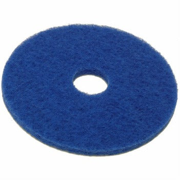 Floor Machine Pads - BLUE (Scrubbing) - CBC Cleaning Products Pty Ltd.