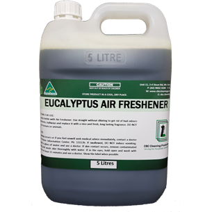 Air Freshener - Eucalyptus - CBC Cleaning Products Pty Ltd.
